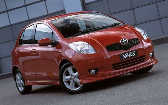 Toyota Canada recalls 58,400 of its popular Yaris models