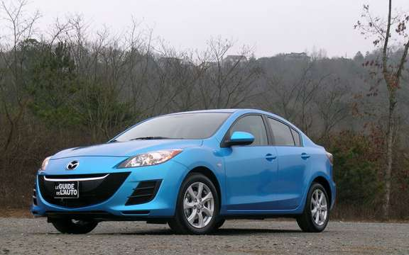 The MazdaSpeed3 is back for 2010