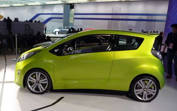 Chevrolet Spark, yet two-year wait