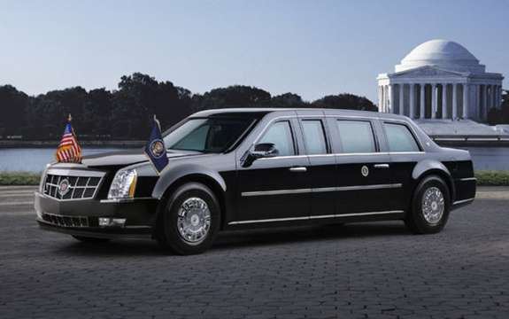 The new Cadillac Presidential