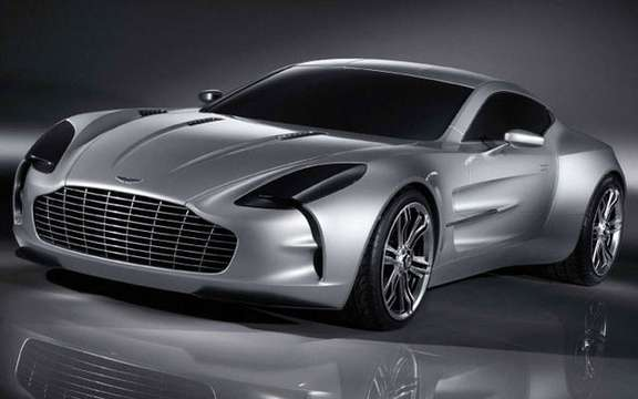 Aston Martin One-77, the order book shows 'COMPLETE' picture #1