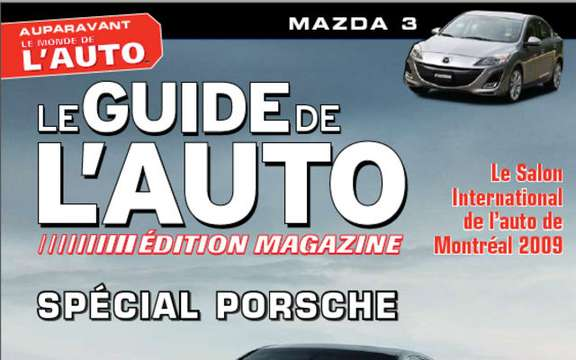 The World Car becomes The Car Guide Magazine