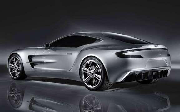 Aston Martin One-77, the order book shows 'COMPLETE' picture #2