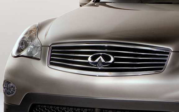 Appointee best Infiniti luxury brand in Canada for its Residual values