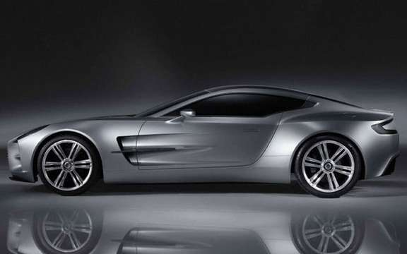Aston Martin One-77, the order book shows 'COMPLETE' picture #3