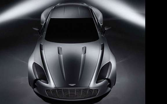 Aston Martin One-77, the order book shows 'COMPLETE' picture #4