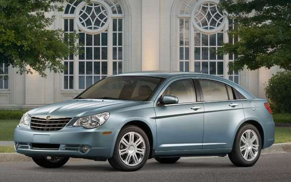Chrysler has received a loan of four billion