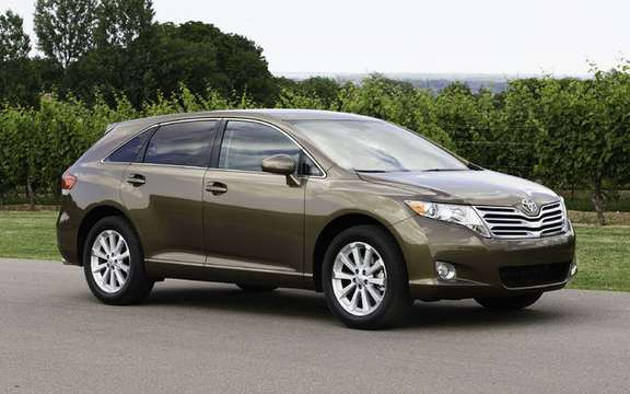 Toyota Venza 2009, the versatile crossover vehicle picture #4
