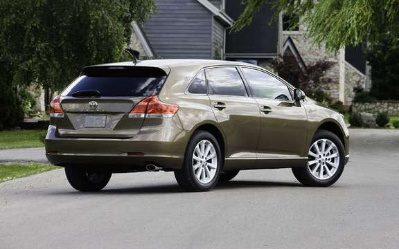Toyota Venza 2009, the versatile crossover vehicle picture #5