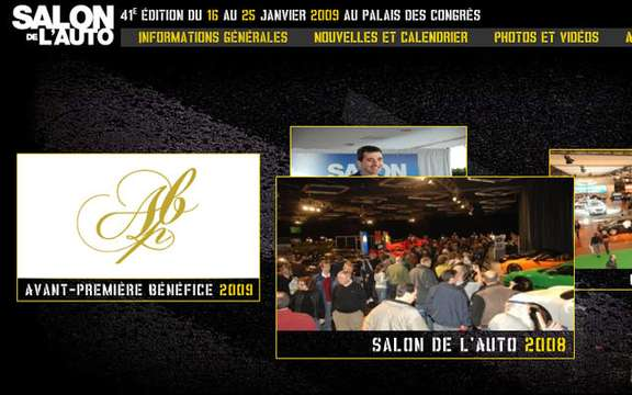 Salon International de l'Auto de Montreal 2009: Be there!