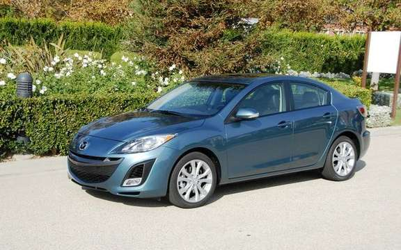 2010 Mazda3 Sport, here is the new hatchback declination 5 portieres picture #2