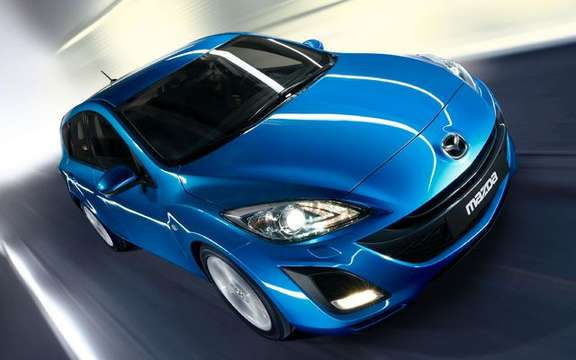 2010 Mazda3 Sport, here is the new hatchback declination 5 portieres picture #3