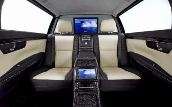 Mercedes S 600 Pullman Guard armored more than ca ... picture #3