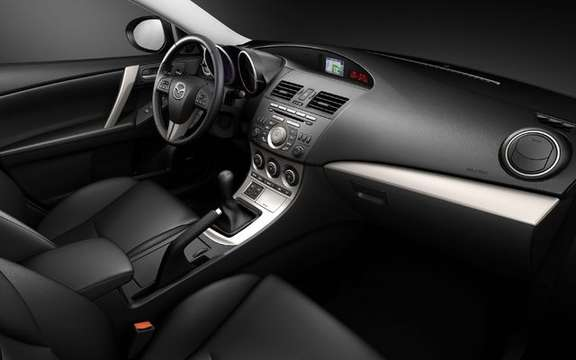 2010 Mazda3 Sport, here is the new hatchback declination 5 portieres picture #6
