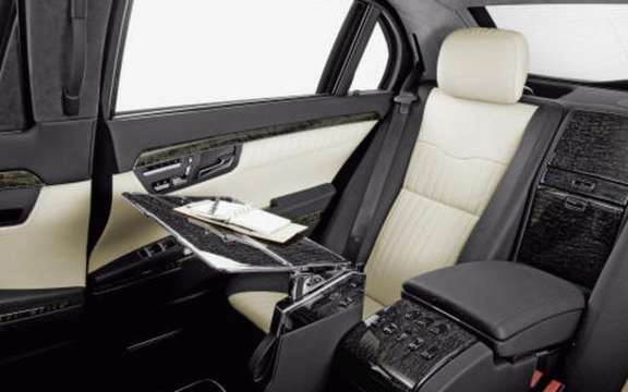 Mercedes S 600 Pullman Guard armored more than ca ... picture #4