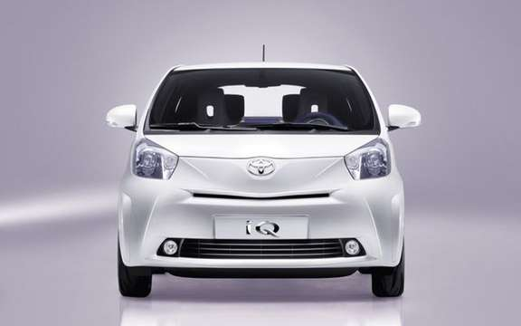 Toyota developed the first airbag at the rear bezel picture #2