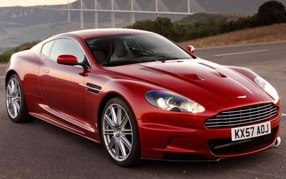 Aston Martin DBS Touchtronic, the inevitable ... picture #1