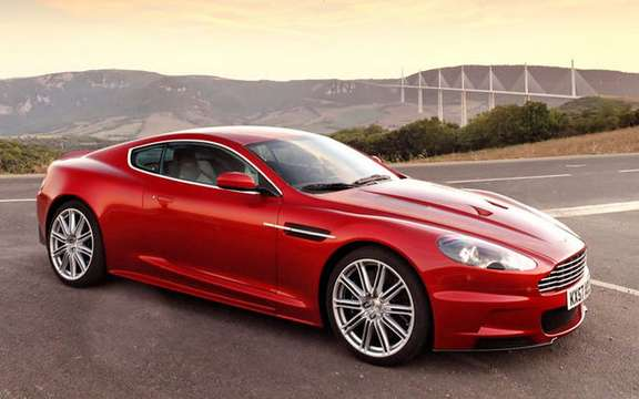 Aston Martin DBS Touchtronic, the inevitable ... picture #2