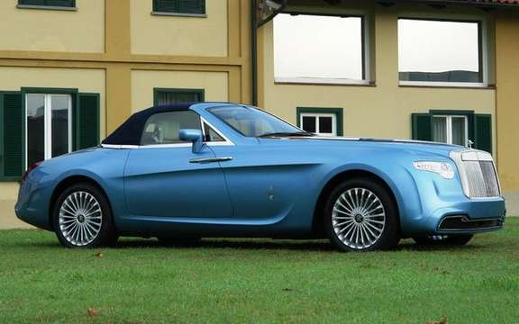 We present the Pininfarina Rolls Royce Hyperion picture #2