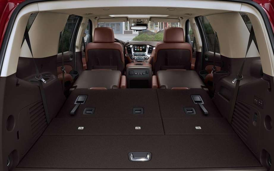 Chevrolet Tahoe 2015 can discourage thieves picture #5