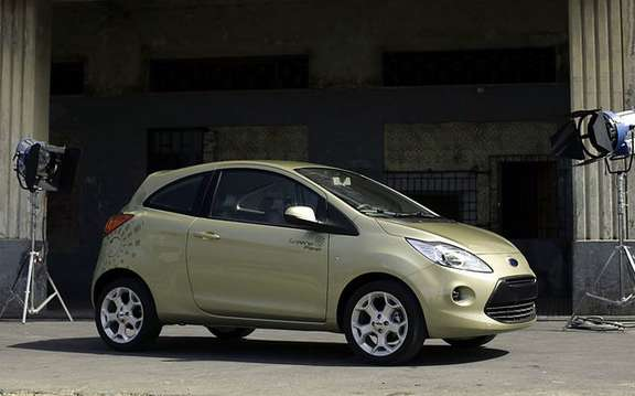 Ford KA, star of the next James Bond picture #3