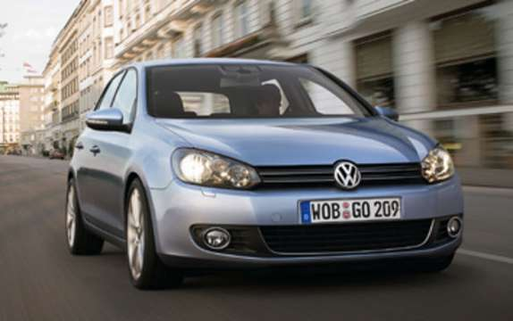 Volkswagen Golf VI, it assumes once again picture #2