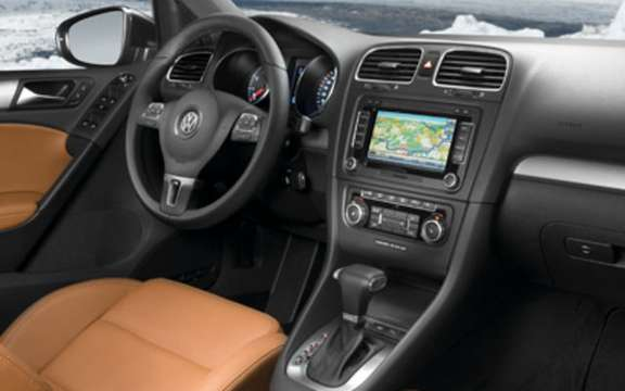Volkswagen Golf VI, it assumes once again picture #3