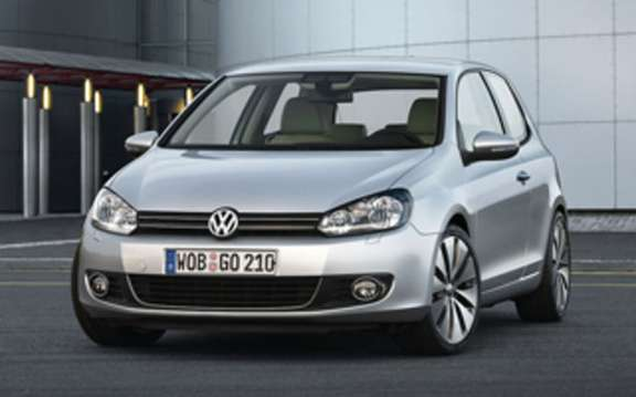 Volkswagen Golf VI, it assumes once again picture #4