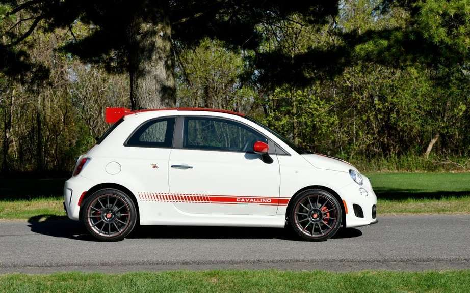 Fiat 500 five-door picture #5