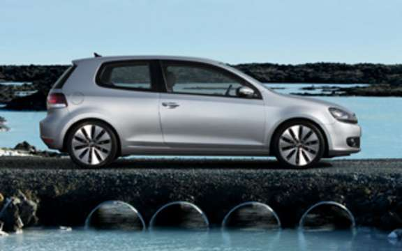 Volkswagen Golf VI, it assumes once again picture #5