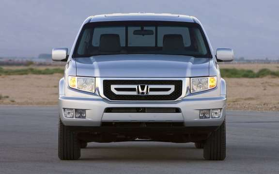 Some changes to the 2009 Honda Ridgeline picture #4