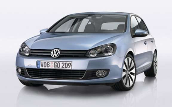 Volkswagen Golf VI, it assumes once again picture #6