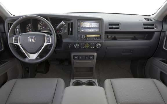Some changes to the 2009 Honda Ridgeline picture #6
