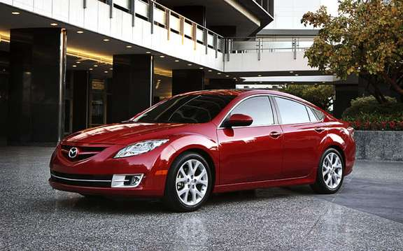 Mazda Canada reduces prices for 2009 models