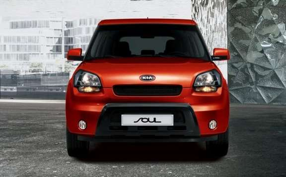Kia SOUL, three engines offered picture #2