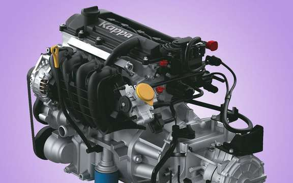 Hyundai launches its Kappa engine picture #2