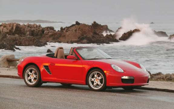 Porsche will transfer assembly models Boxster and Cayman has Magna