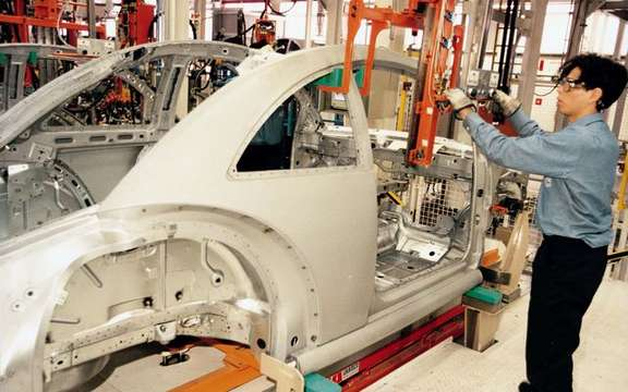 Production vehicles: Mexico soon outpace Canada picture #2