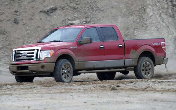 Ford delays of two months the launch of the new F 150 picture #1