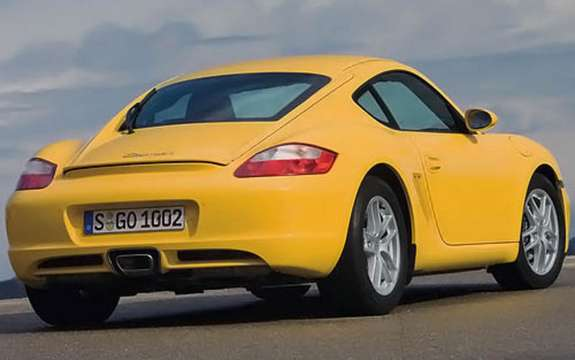 Porsche will transfer assembly models Boxster and Cayman has Magna picture #3