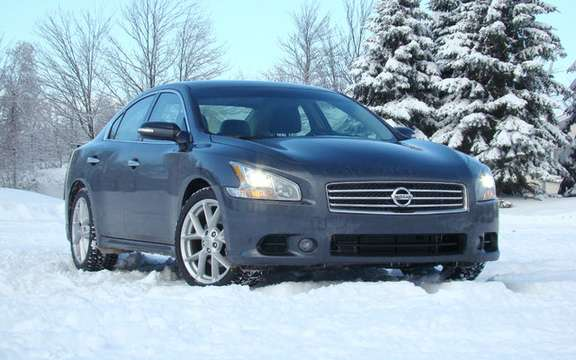 Nissan Canada Inc. Announces Pricing for the new 2009 Maxima