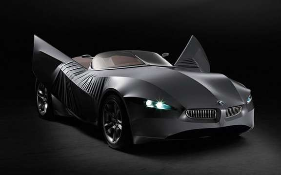 BMW GINA Light Concept
