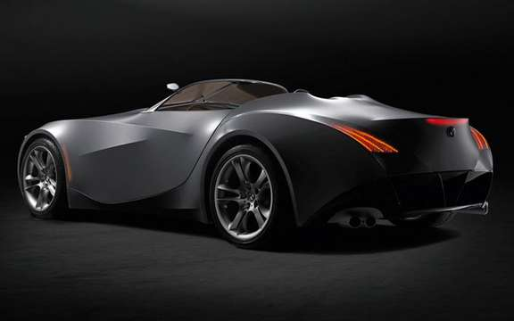 BMW GINA Light Concept picture #2