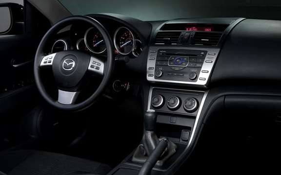 2009 Mazda6 in pictures picture #9