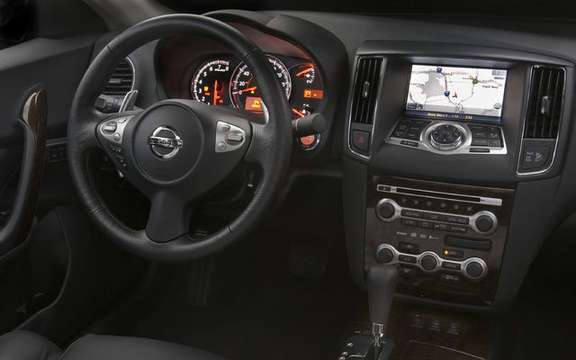 Nissan Canada Inc. Announces Pricing for the new 2009 Maxima picture #4