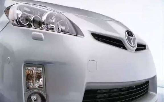 2010 Toyota Prius, action reaction