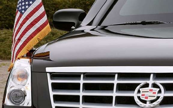 Cadillac has designated Barack Obama picture #6