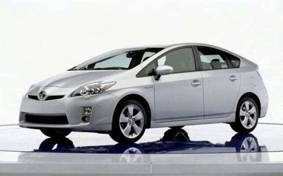 2010 Toyota Prius, action reaction picture #2