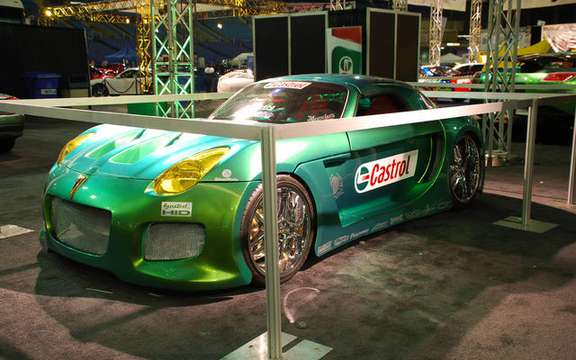 The auto show modified Castrol SCP offers a host of activities for its 9th edition