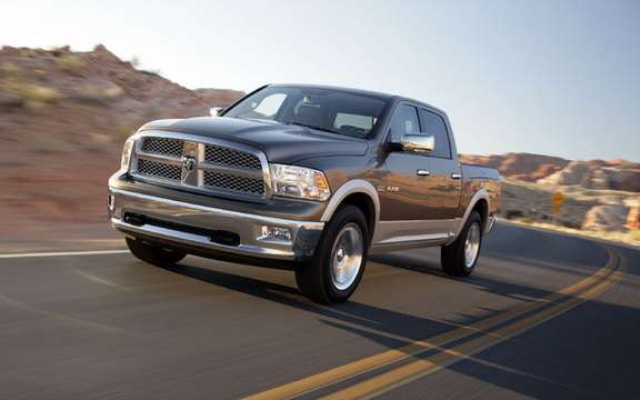 Dodge unveils 2009 Ram prices